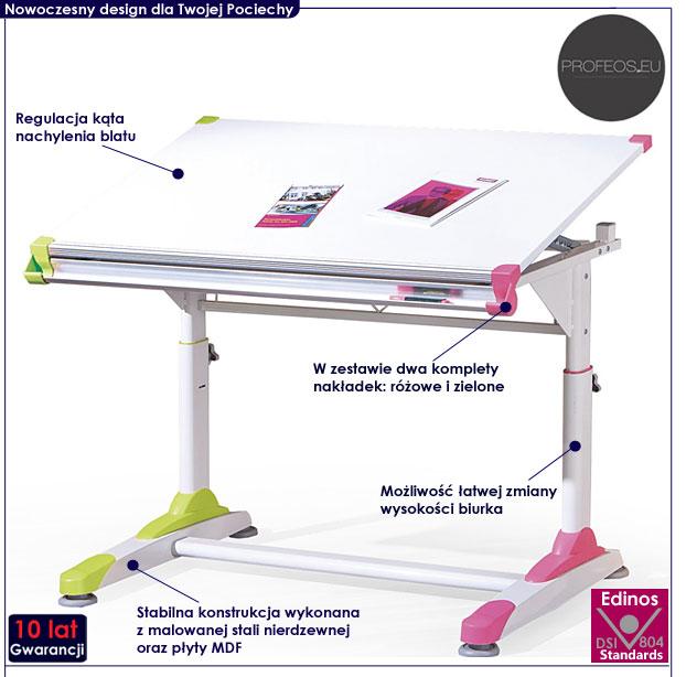 biurko dla dziecka Figar