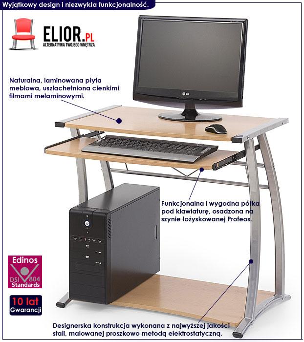 biurko komputerowe Protis 7X