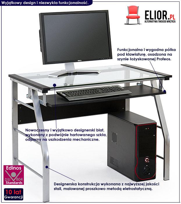 biurko do komputera Restil 3X