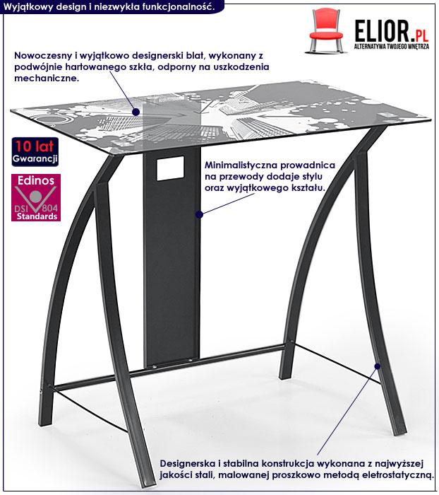 biurko komputerowe Restil 5X