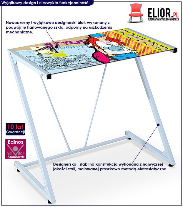 biurko dla dziecka Restil 6X