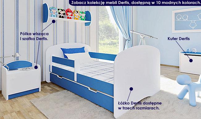 zestaw mebli dla dzieci Dertis