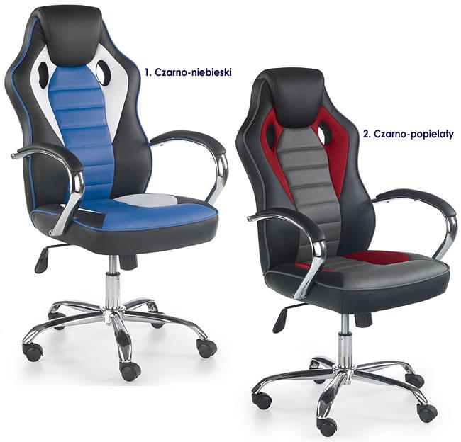 Nowoczesny fotel obrotowy do biurka Afton