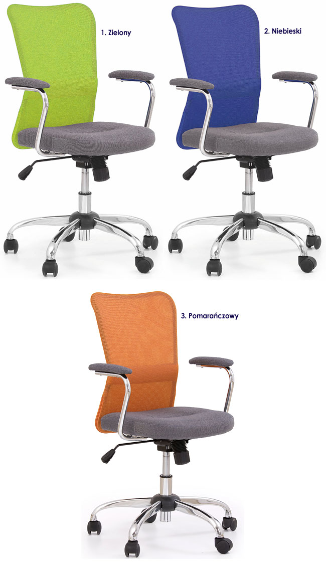 fotel dla ucznia Alwer