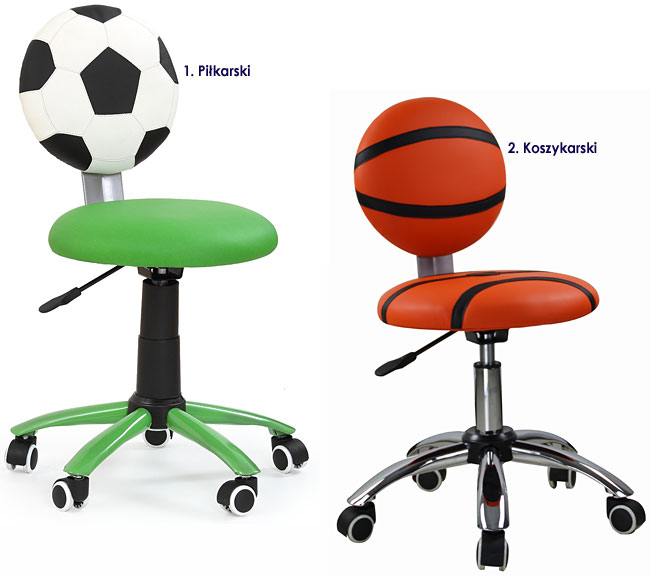 fotel obrotowy dla dziecka Ball