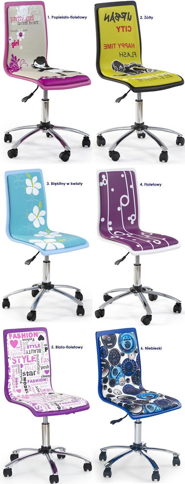 fotel dla chłopca Gimmer