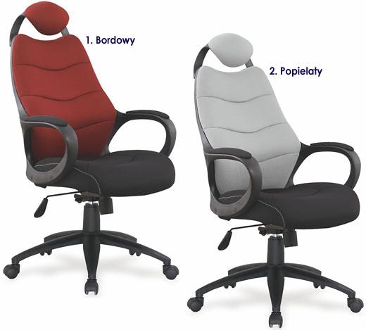 Tapicerowany fotel biurowy Lefter