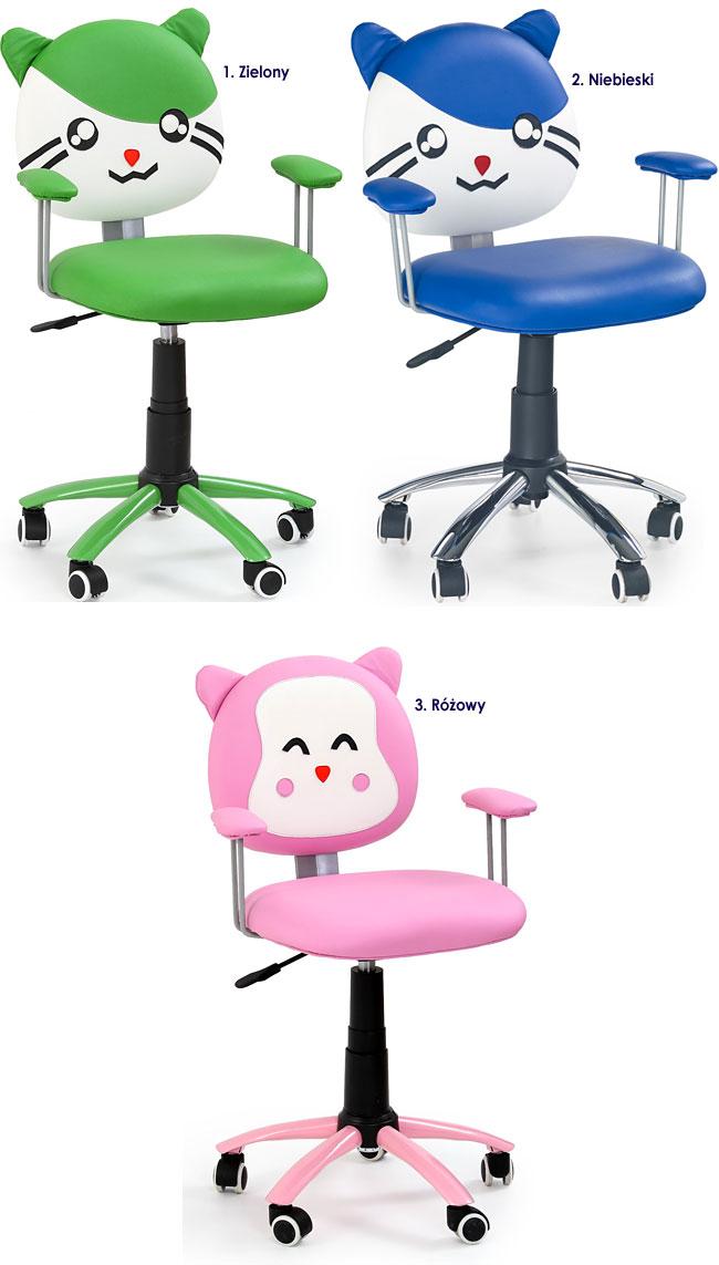 fotel obrotowy dla dziecka Tobi