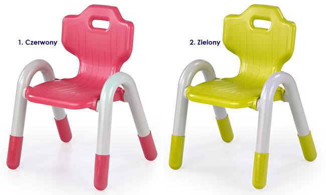 krzesełko dziecięce Hippo