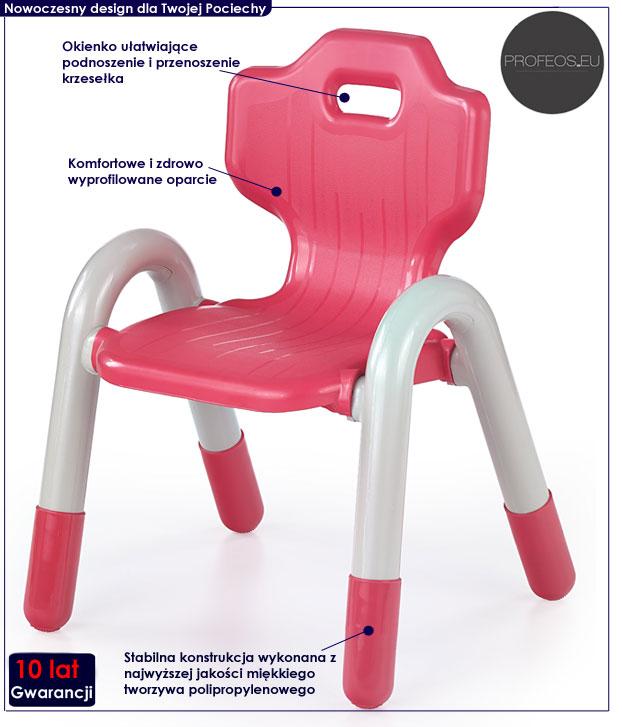 krzesełko dla dziecka Hippo