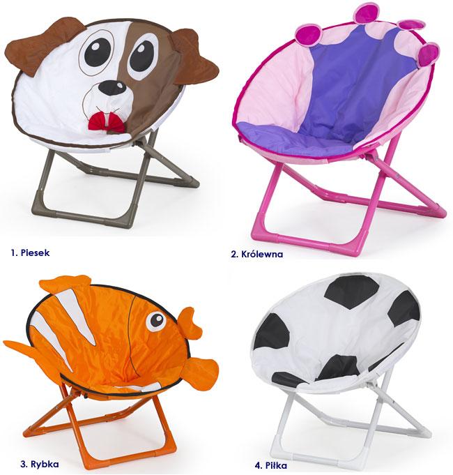 krzesełko dla dziecka Nikko