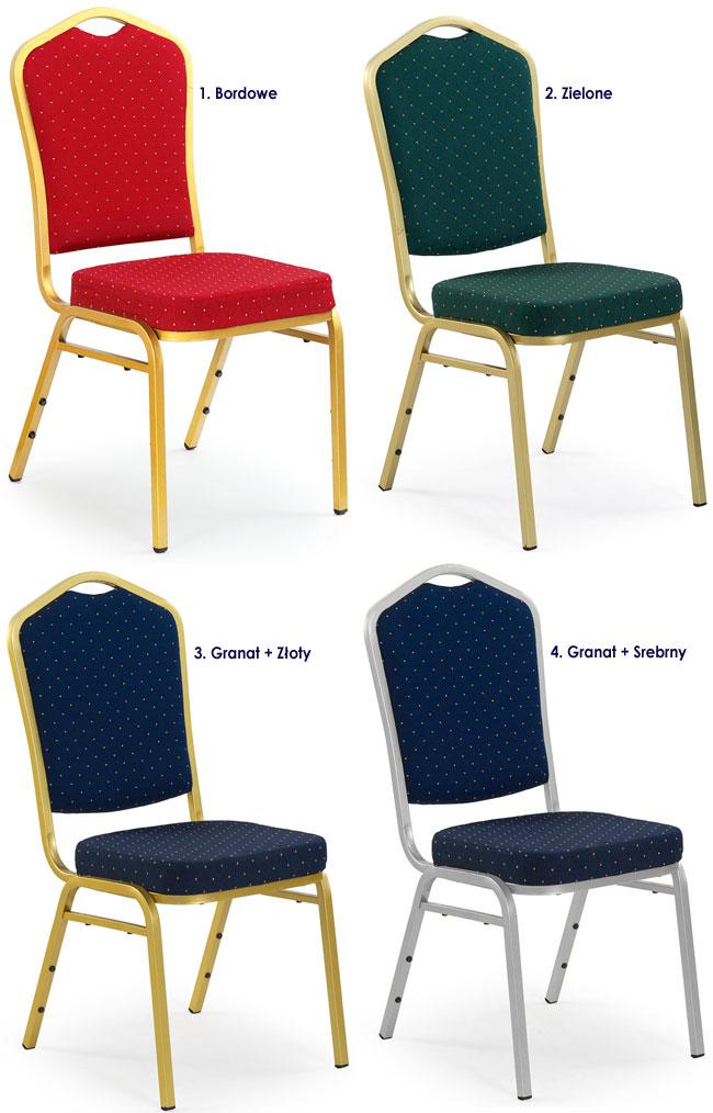 Nowoczesne krzesło do salonu, jadalni Abrax