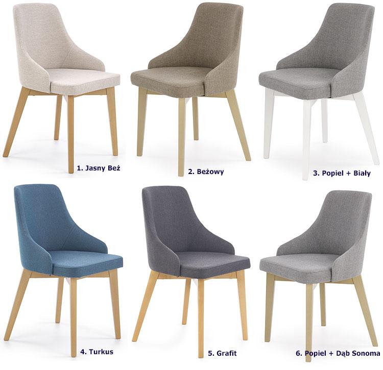 Kuchenne krzesło drewniane do stołu, jadalni Altex