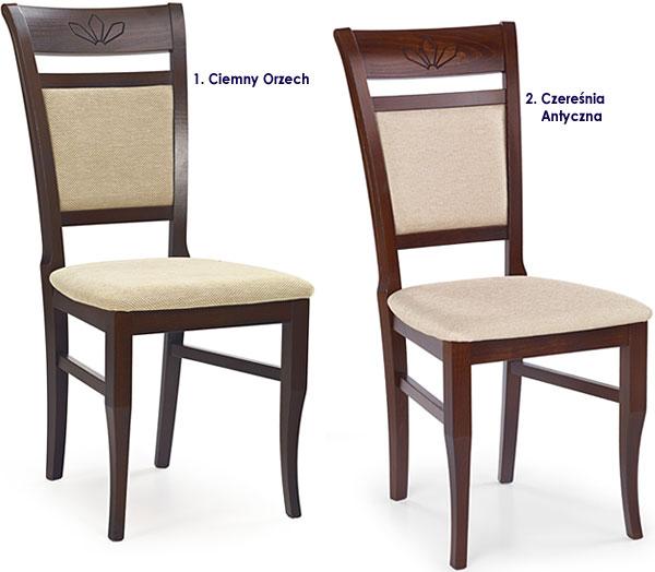 krzesło tapicerowane Alvin