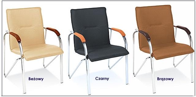 kolory krzeseł biurowych