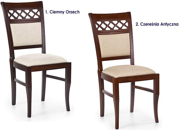 krzesło tapicerowane Buster