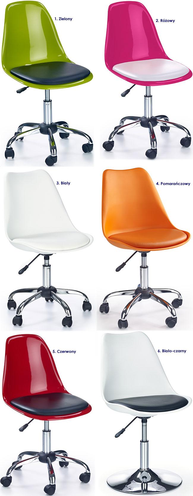 fotel dla dziecka Dafi