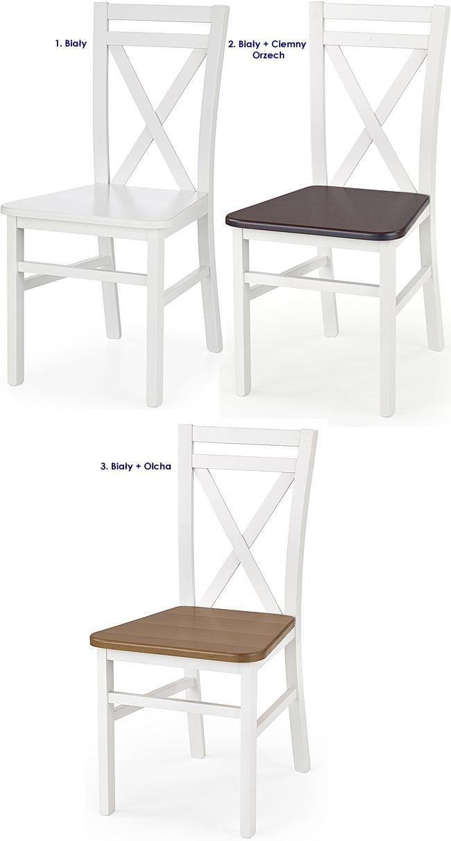 Krzesło drewniane Dario
