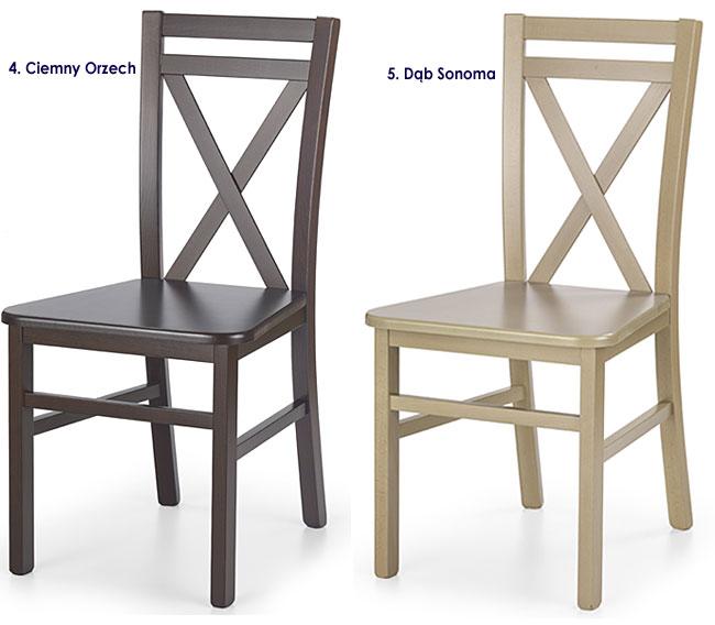 krzesło skandynawskie Dario