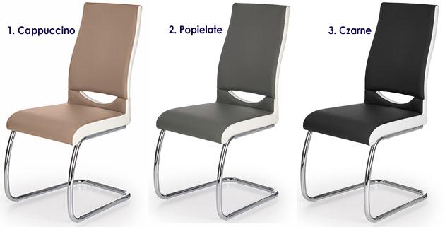 Nowoczesne krzesło do stołu, kuchni, salonu Driven