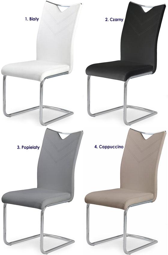 Nowoczesne krzesło do kuchni, salonu Eldor