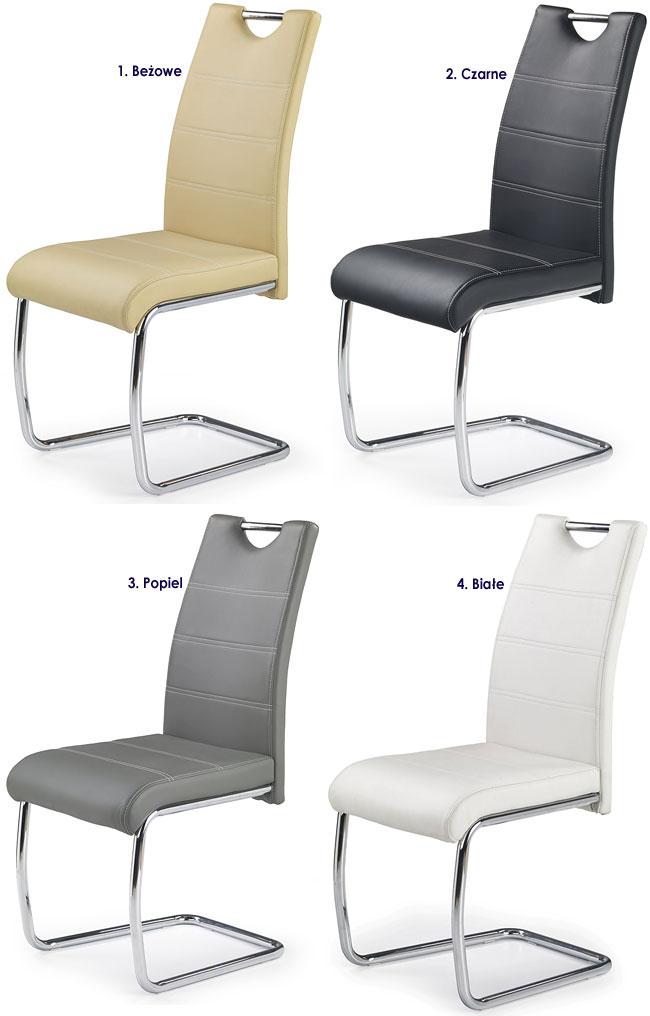 Nowoczesne krzesło do salonu, stołu Elrond