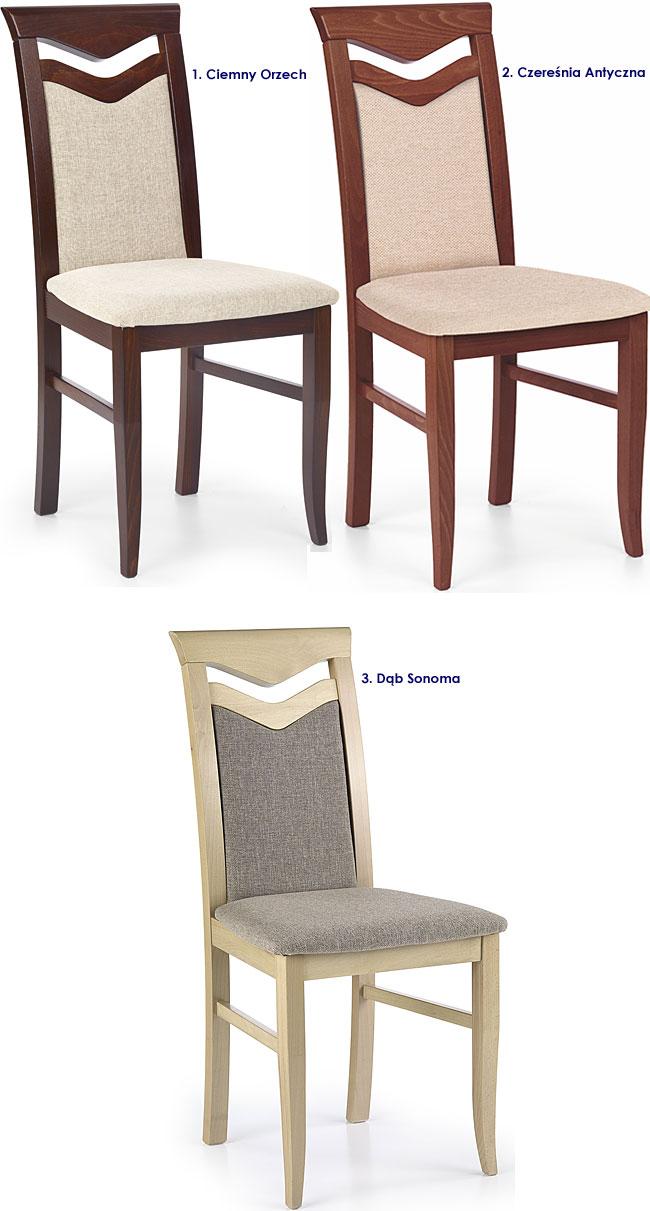 krzesło drewniane Eric