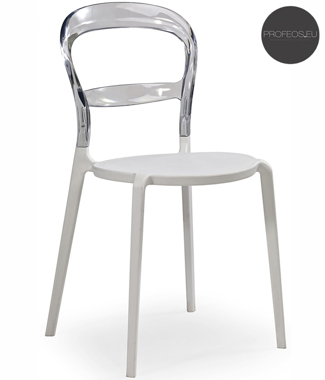 krzesło brązowe George
