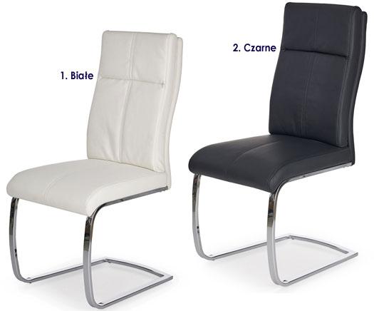 Kuchenne krzesło metalowe Gerdan