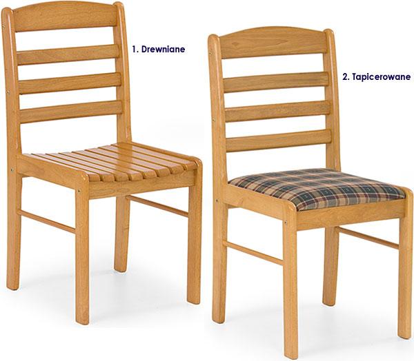krzesło kuchenne Hank