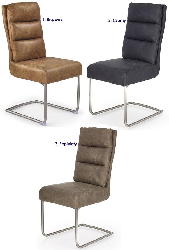 Krzesło miękkie, wygodne Helit