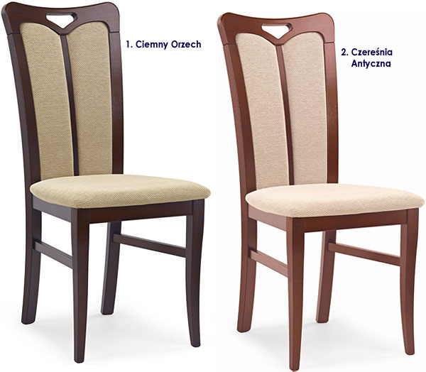 krzesło tapicerowane Jonker