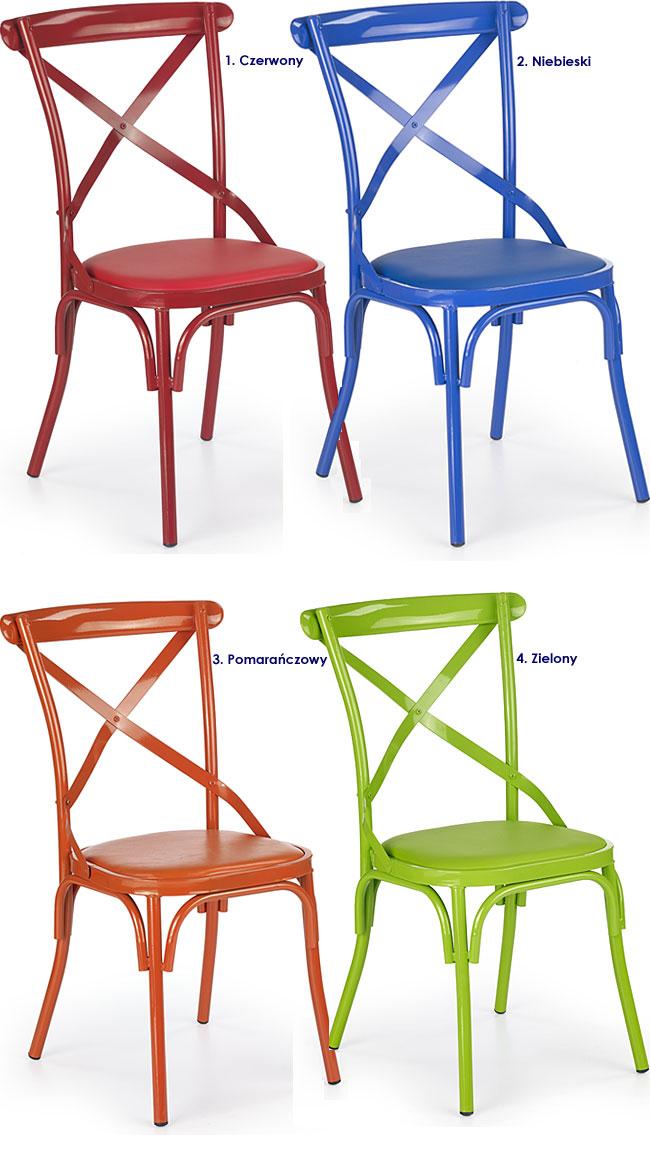 krzesło tapicerowane Kendal