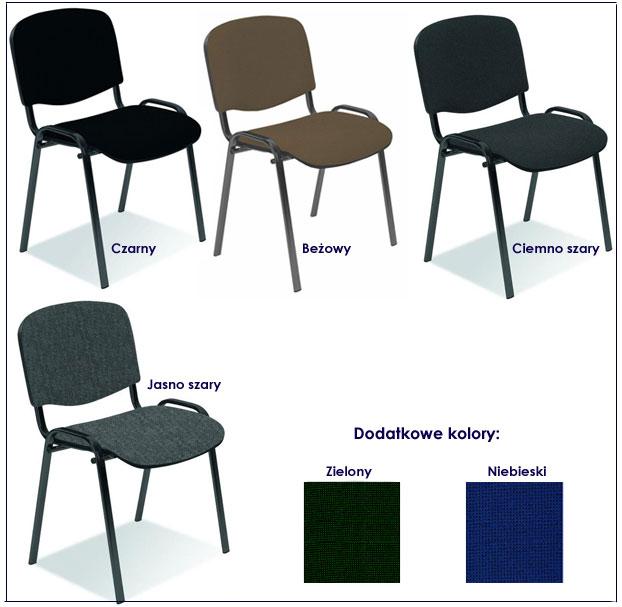 kolory krzeseł konferencyjnych