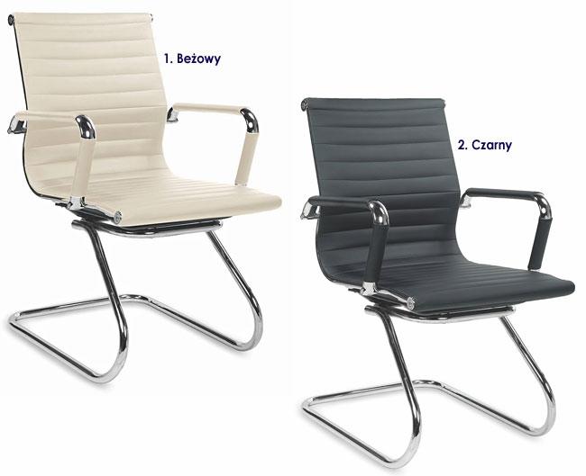krzesło konferencyjne fotel biurowy Midlin do gabinetu