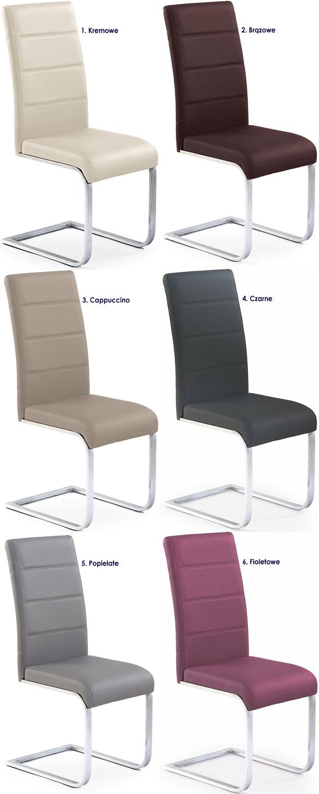 Kuchenne krzesło do stołu Nivor