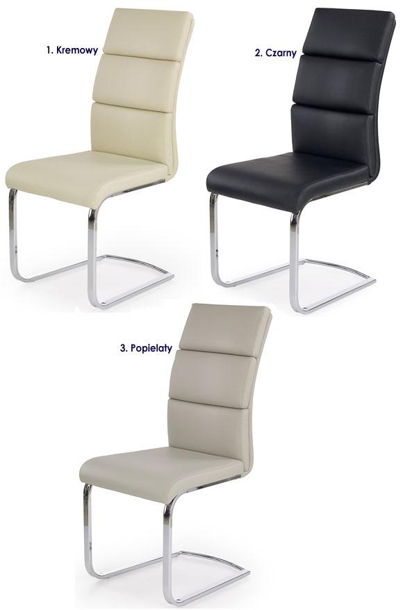 Nowoczesne krzesło do kuchni, salonu Olvin