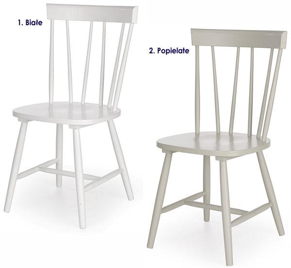Kuchenne krzesło w skandynawskim stylu Oskin