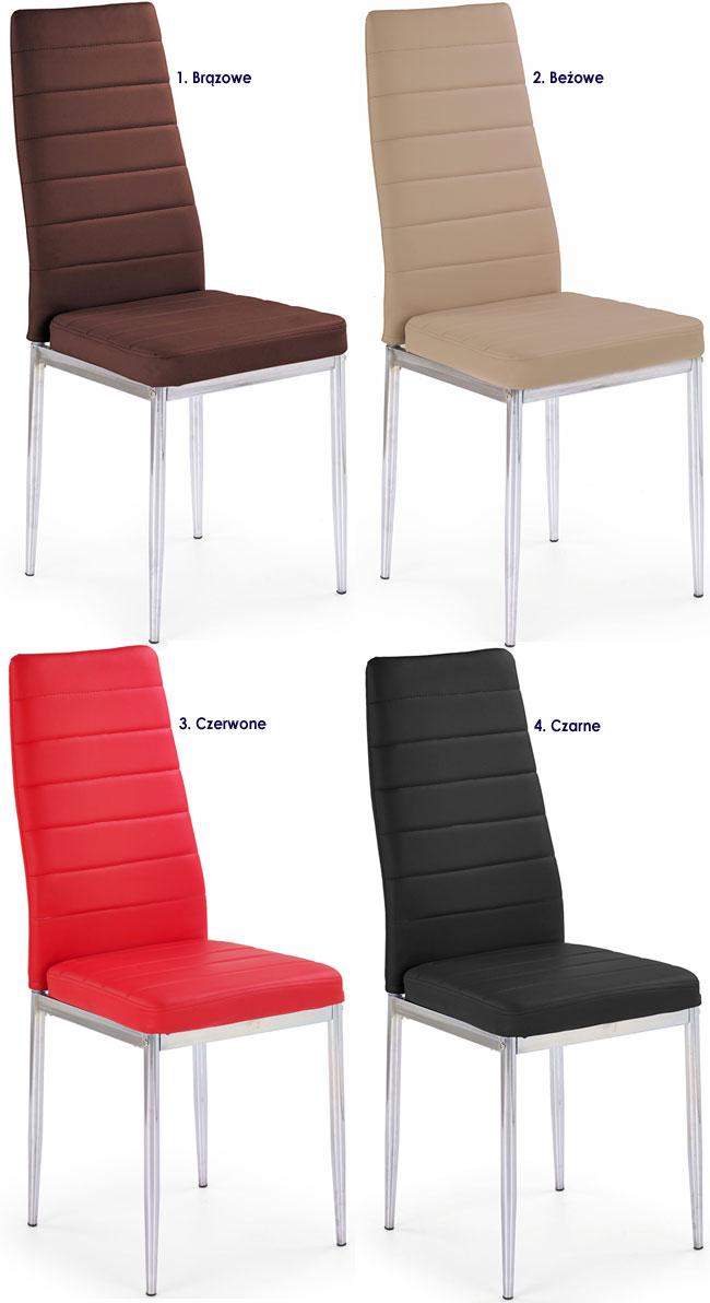Nowoczesne krzesło do salonu Perks