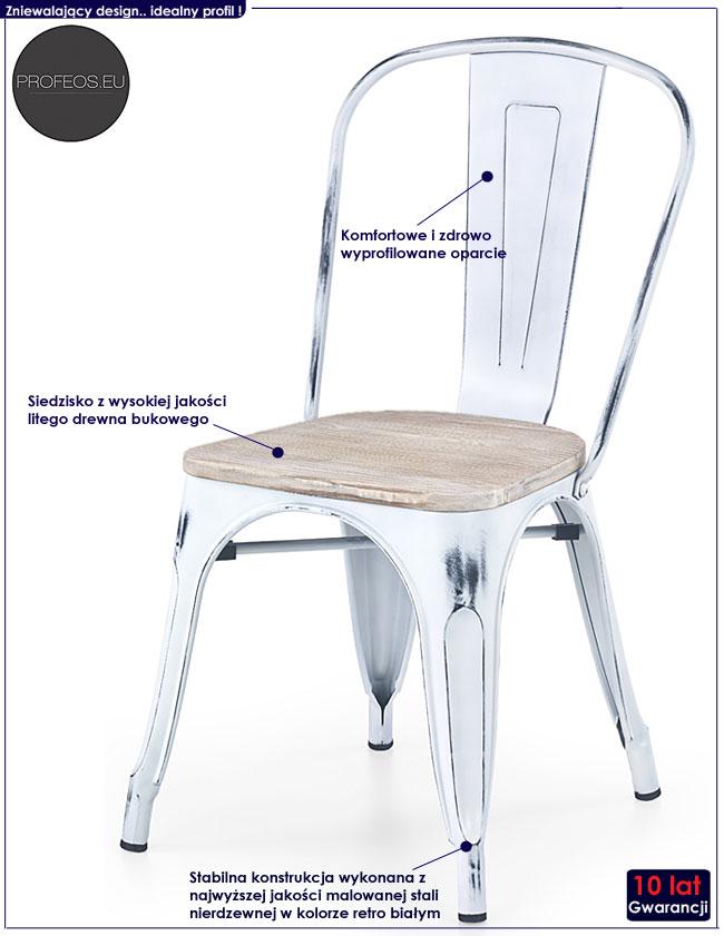 krzesło kuchenne Springer
