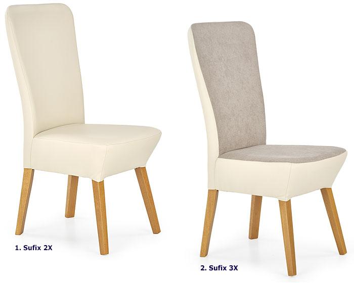 Drewniane krzesło do kuchni, jadalni Sufix