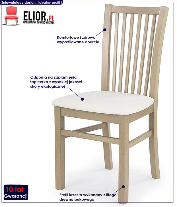 krzesło drewniane Taylor