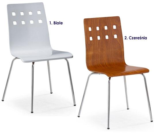 Krzesło kuchenne do stołu Tridin