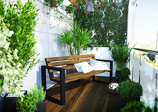 ławka drewniana parkowa