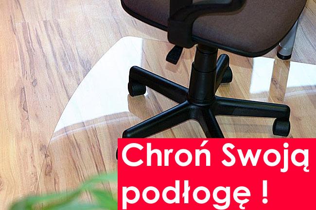 mata ochronna pod fotel biurowy Protectis 3Z