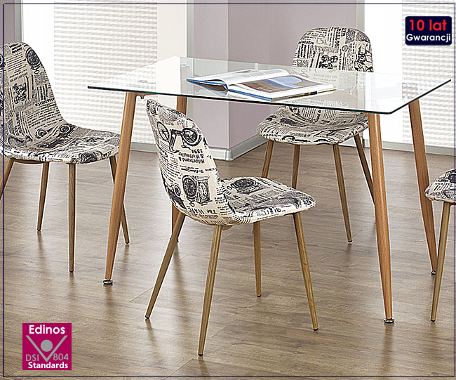 Stół Biles prostokątny