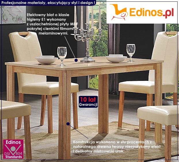 stół drewniany Deltis