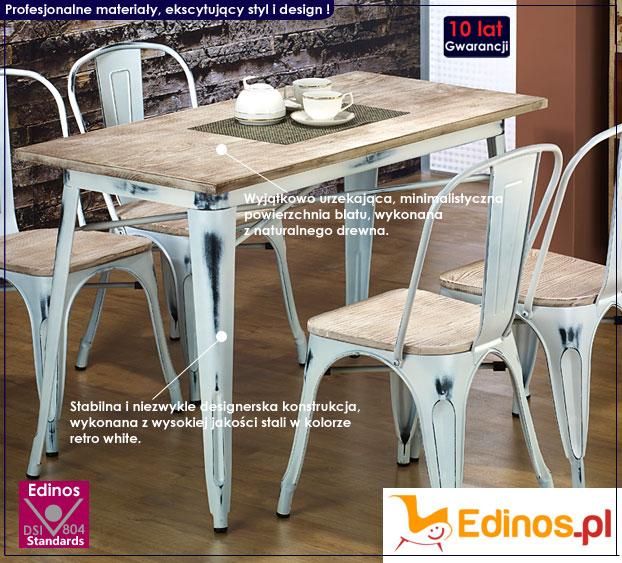 nowoczesny stół Maltrum