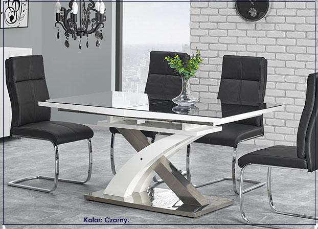 stół czarny zander